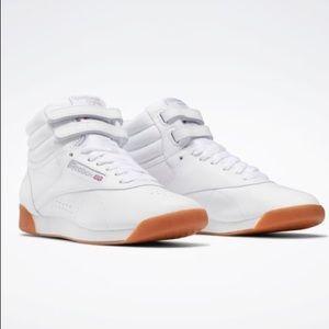 Reebok Freestyle Hi Women's Shoes
